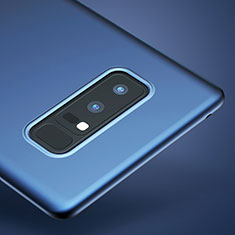 Housse Ultra Fine TPU Souple pour Samsung Galaxy Note 8 Duos N950F Bleu