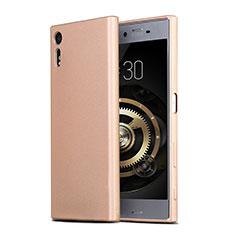 Housse Ultra Fine TPU Souple pour Sony Xperia XZ Or