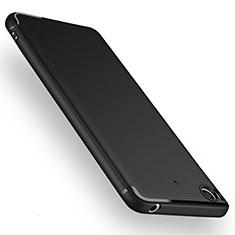 Housse Ultra Fine TPU Souple pour Xiaomi Mi 5S 4G Noir