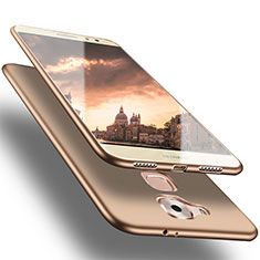 Housse Ultra Fine TPU Souple S02 pour Huawei G9 Plus Or