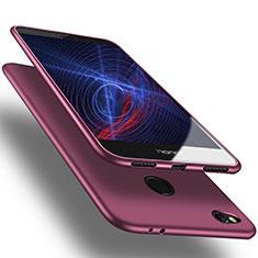 Housse Ultra Fine TPU Souple S02 pour Huawei GR3 (2017) Violet