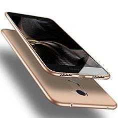 Housse Ultra Fine TPU Souple S03 pour Huawei Enjoy 7 Plus Or