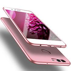Housse Ultra Fine TPU Souple S03 pour Huawei Nova 2 Rose