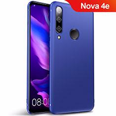 Housse Ultra Fine TPU Souple S03 pour Huawei Nova 4e Bleu