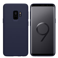 Housse Ultra Fine TPU Souple S03 pour Samsung Galaxy S9 Bleu