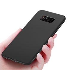 Housse Ultra Fine TPU Souple S06 pour Samsung Galaxy S8 Noir