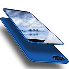 Housse Ultra Fine TPU Souple S07 pour Huawei Honor V10 Bleu