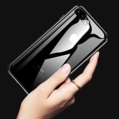 Housse Ultra Fine TPU Souple Transparente A15 pour Apple iPhone 7 Plus Clair
