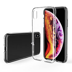 Housse Ultra Fine TPU Souple Transparente C22 pour Apple iPhone Xs Max Clair