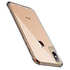 Housse Ultra Fine TPU Souple Transparente C23 pour Apple iPhone Xs Max Clair