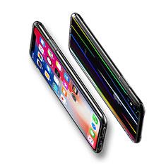 Housse Ultra Fine TPU Souple Transparente C24 pour Apple iPhone X Clair