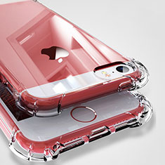 Housse Ultra Fine TPU Souple Transparente H04 pour Apple iPhone 5S Clair