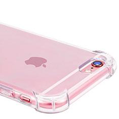 Housse Ultra Fine TPU Souple Transparente H07 pour Apple iPhone 6 Plus Clair