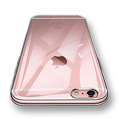 Housse Ultra Fine TPU Souple Transparente H10 pour Apple iPhone 6 Plus Clair
