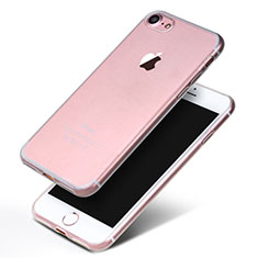 Housse Ultra Fine TPU Souple Transparente H10 pour Apple iPhone 8 Clair