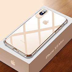 Housse Ultra Fine TPU Souple Transparente HC02 pour Apple iPhone Xs Max Clair