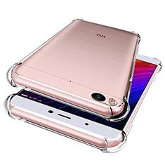 Housse Ultra Fine TPU Souple Transparente HT01 pour Xiaomi Mi 5S 4G Clair