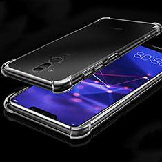 Housse Ultra Fine TPU Souple Transparente K03 pour Huawei Mate 20 Lite Clair
