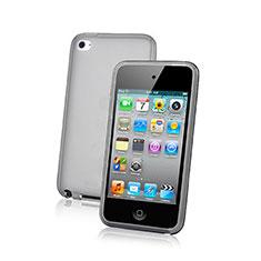 Housse Ultra Fine TPU Souple Transparente pour Apple iPod Touch 4 Vert