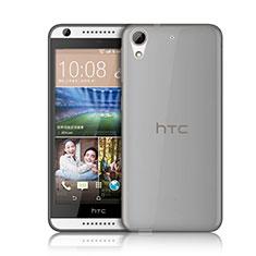 Housse Ultra Fine TPU Souple Transparente pour HTC Desire 626 Gris