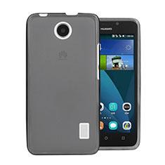Housse Ultra Fine TPU Souple Transparente pour Huawei Ascend Y635 Gris