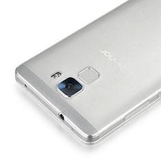 Housse Ultra Fine TPU Souple Transparente pour Huawei Honor 7 Dual SIM Clair