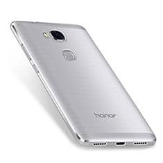 Housse Ultra Fine TPU Souple Transparente pour Huawei Honor X5 Clair