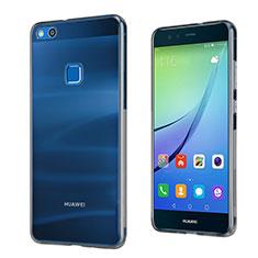 Housse Ultra Fine TPU Souple Transparente pour Huawei P10 Lite Gris