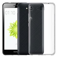 Housse Ultra Fine TPU Souple Transparente pour Huawei Y6 Pro Clair