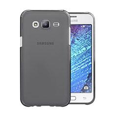 Housse Ultra Fine TPU Souple Transparente pour Samsung Galaxy J5 SM-J500F Gris