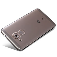 Housse Ultra Fine TPU Souple Transparente R01 pour Huawei G9 Plus Clair