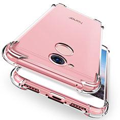 Housse Ultra Fine TPU Souple Transparente R01 pour Huawei Honor 6A Clair