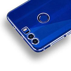 Housse Ultra Fine TPU Souple Transparente R01 pour Huawei Honor 8 Clair