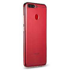 Housse Ultra Fine TPU Souple Transparente R01 pour Huawei Honor V9 Clair