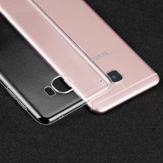 Housse Ultra Fine TPU Souple Transparente R01 pour Samsung Galaxy C5 SM-C5000 Clair