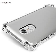 Housse Ultra Fine TPU Souple Transparente R01 pour Xiaomi Redmi Note 4 Standard Edition Clair