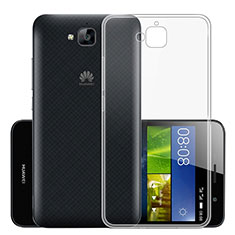 Housse Ultra Fine TPU Souple Transparente T01 pour Huawei Enjoy 5 Clair