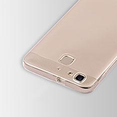 Housse Ultra Fine TPU Souple Transparente T01 pour Huawei Enjoy 5S Clair