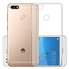 Housse Ultra Fine TPU Souple Transparente T01 pour Huawei Enjoy 7 Clair