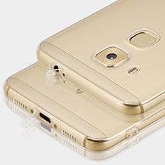 Housse Ultra Fine TPU Souple Transparente T01 pour Huawei G9 Plus Clair