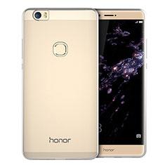 Housse Ultra Fine TPU Souple Transparente T01 pour Huawei Honor V8 Max Clair