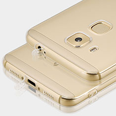 Housse Ultra Fine TPU Souple Transparente T01 pour Huawei Nova Plus Clair