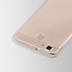 Housse Ultra Fine TPU Souple Transparente T01 pour Huawei P8 Lite Smart Clair