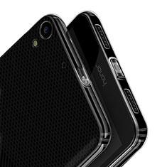 Housse Ultra Fine TPU Souple Transparente T01 pour Huawei Y6 II 5.5 Clair