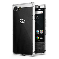 Housse Ultra Fine TPU Souple Transparente T02 pour Blackberry KEYone Clair