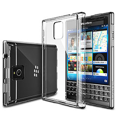 Housse Ultra Fine TPU Souple Transparente T02 pour Blackberry Passport Q30 Clair
