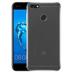Housse Ultra Fine TPU Souple Transparente T02 pour Huawei Enjoy 7 Clair