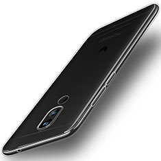 Housse Ultra Fine TPU Souple Transparente T02 pour Huawei G10 Clair