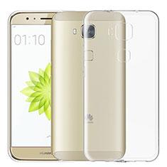 Housse Ultra Fine TPU Souple Transparente T02 pour Huawei G7 Plus Clair