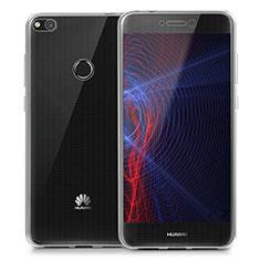 Housse Ultra Fine TPU Souple Transparente T02 pour Huawei GR3 (2017) Clair
